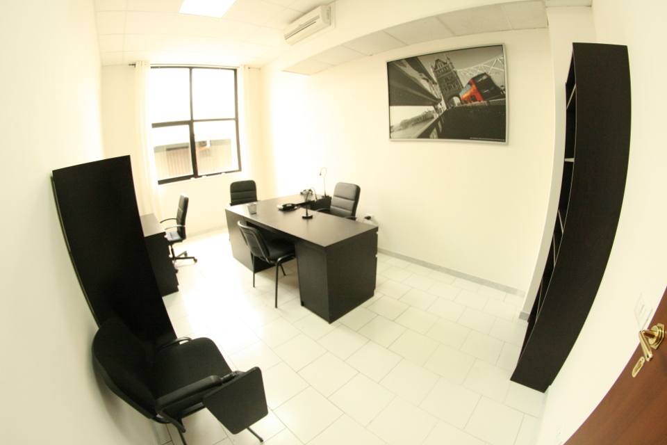 Serviced Offices Naples Southern Italy