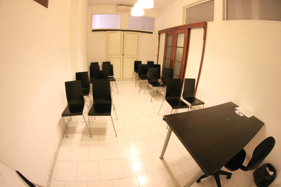 Meeting Rooms Naples Southern Italy